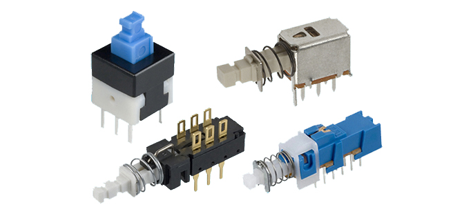 PUSHBUTTON SWITCHES SERIES