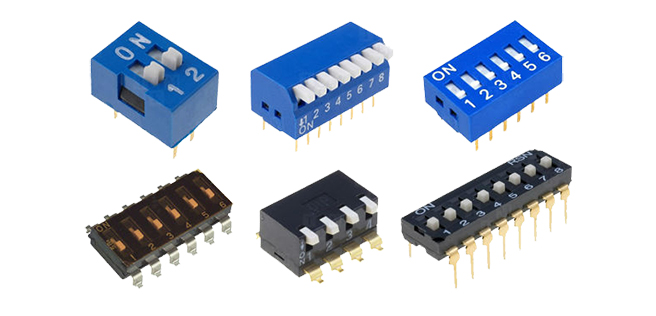 DIP SWITCHES SERIES