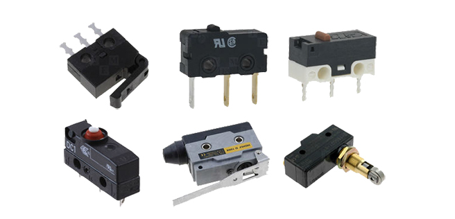 MICRO SWITCHES SERIES